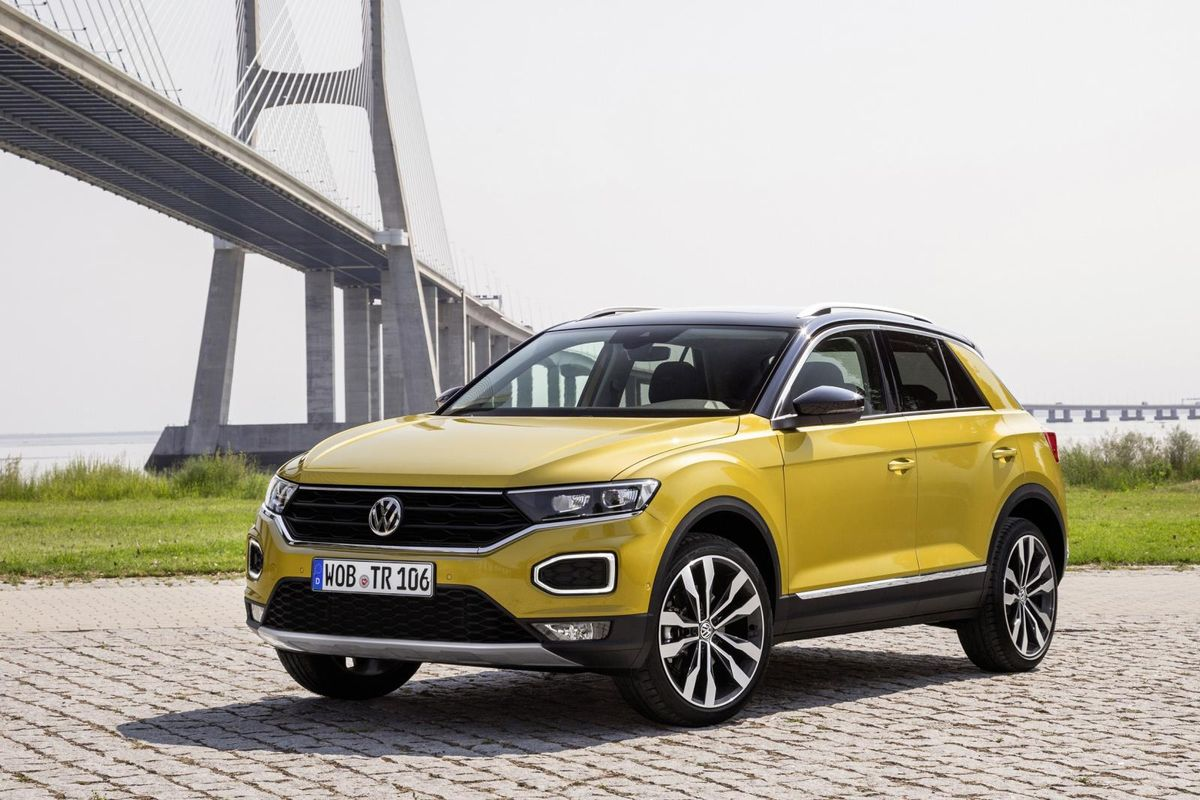 Volkswagen T Roc 2020 International Launch Review Cars Co Za
