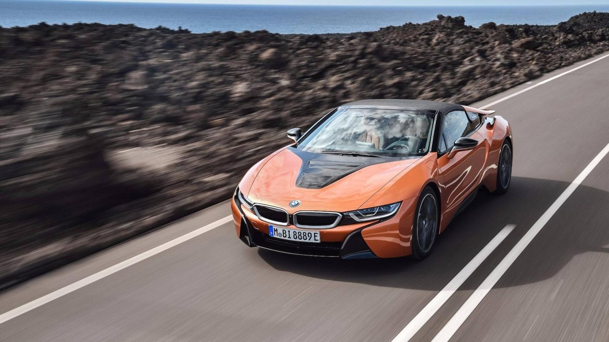 Bmw I8 Roadster Price Announced Video Cars Co Za