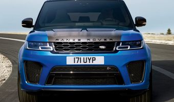 Land Rover RangeRoverSportSVRmain