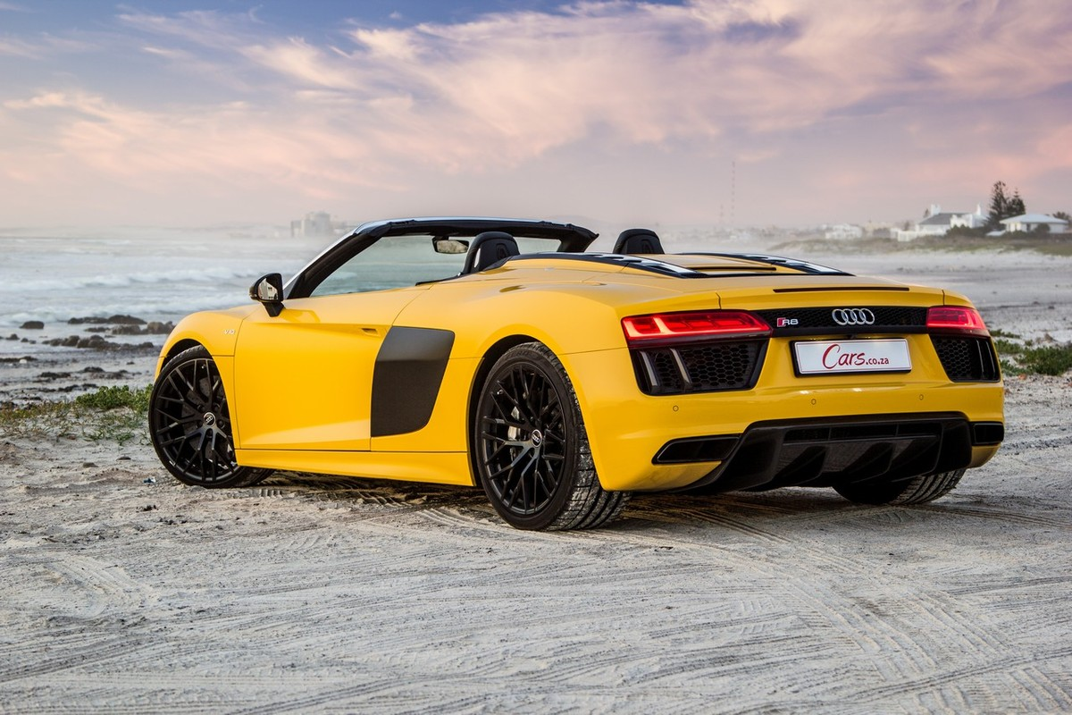 Audi R8 V10 Spyder 2017 Quick Review Cars Co Za