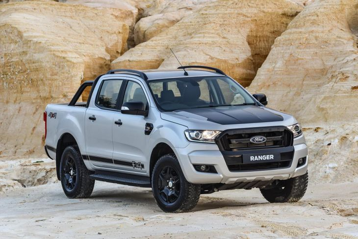 Ford Ranger Gets Spec Upgrade For 2018 Cars Co Za