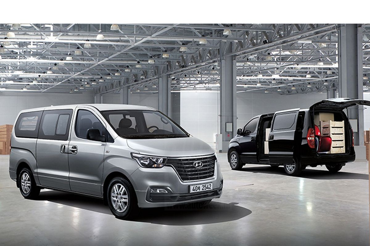 Is This The New Hyundai H1?