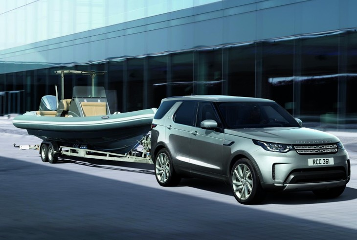 Land Rover Discovery Workhorse launched - Cars co za