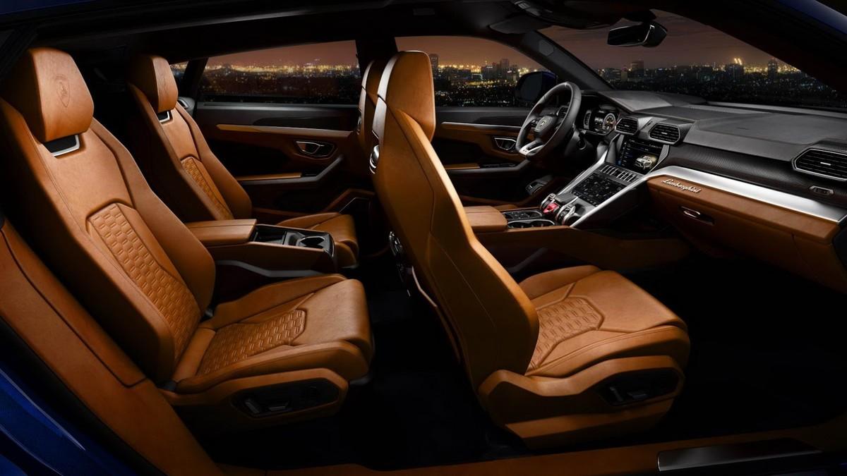 Lamborghini Urus Super Suv Revealed W Video Cars Co Za