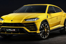 Lambo Urus Officialy Unveiled 23