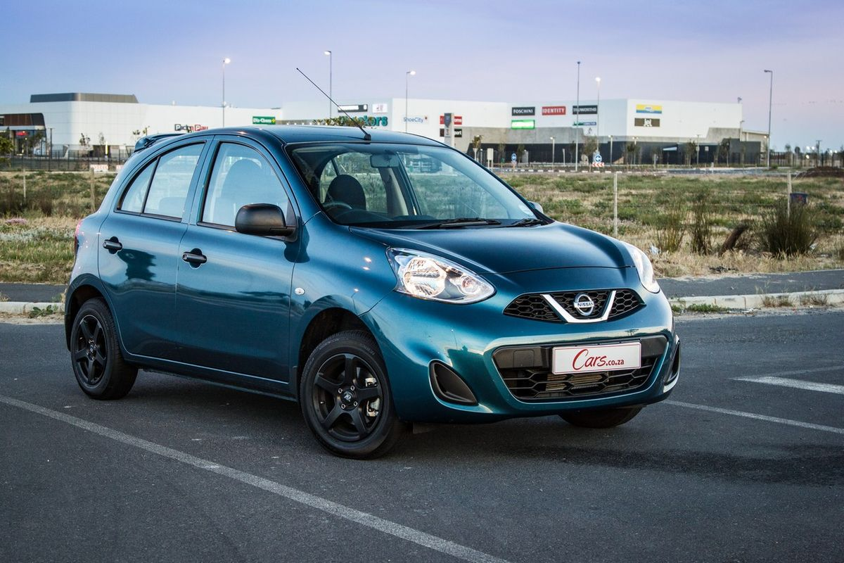 Nissan Micra Active (2017) Quick Review - Cars.co.za