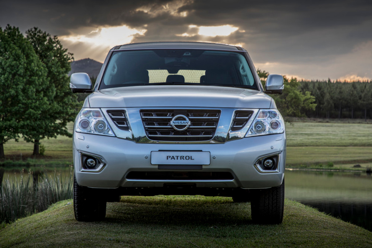 Nissan Patrol (2017) Launch Review - Cars.co.za