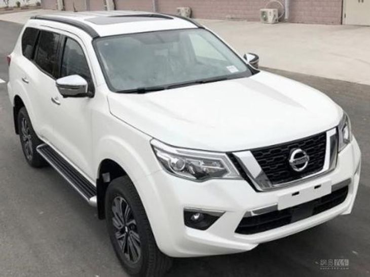 2018 Nissan Navara SUV: News, Design, Arrival >> Nissan Pathfinder Leaked But Not Coming To Sa Yet Cars