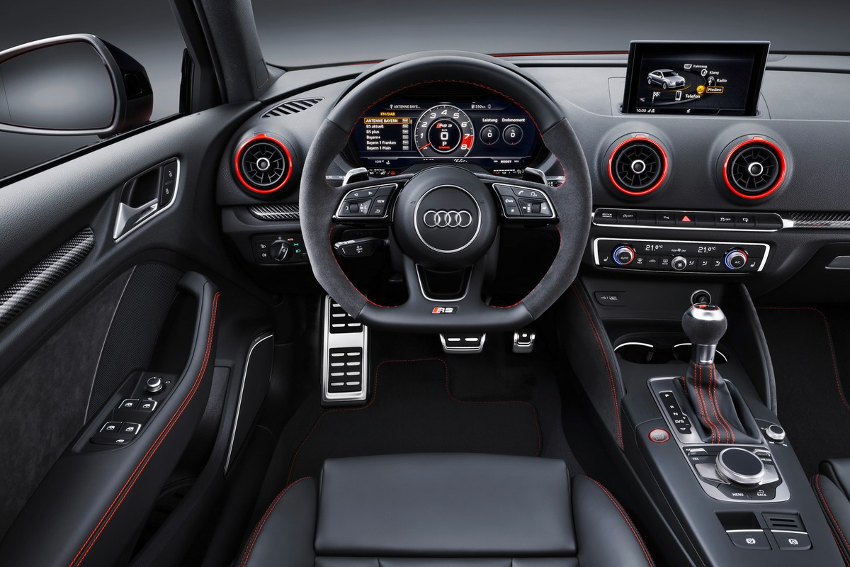 Audi RS3 Sportback & Sedan (2017) Specs & Price - Cars co za