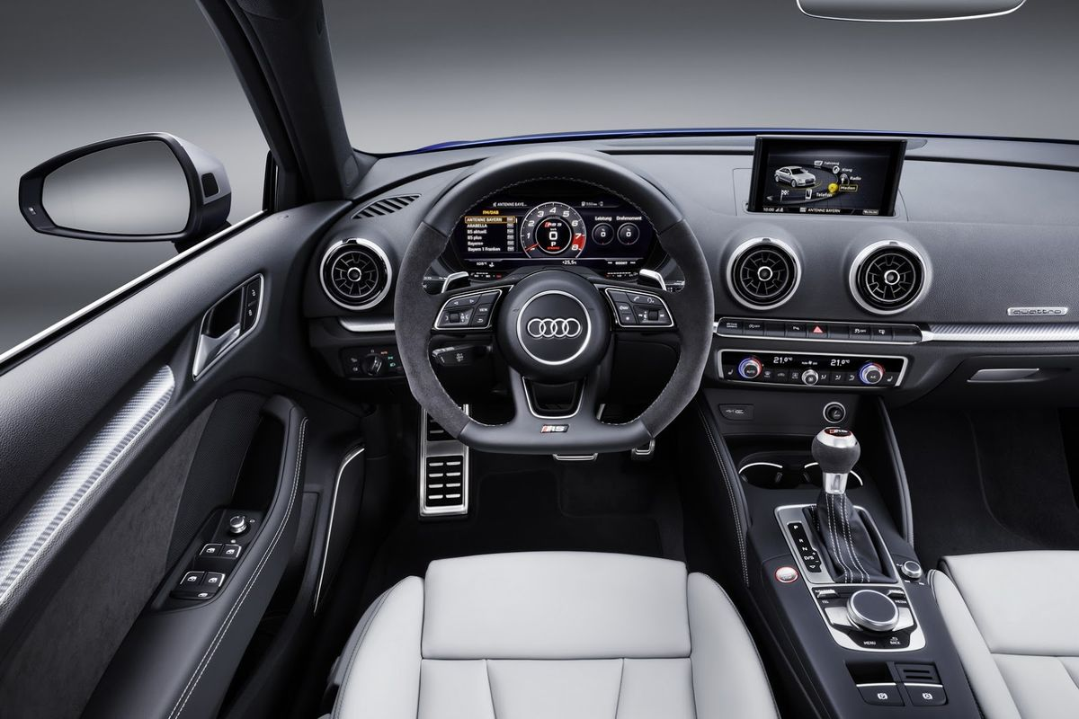 Audi RS3 Sportback & Sedan (2017) Specs & Price - Cars.co.za