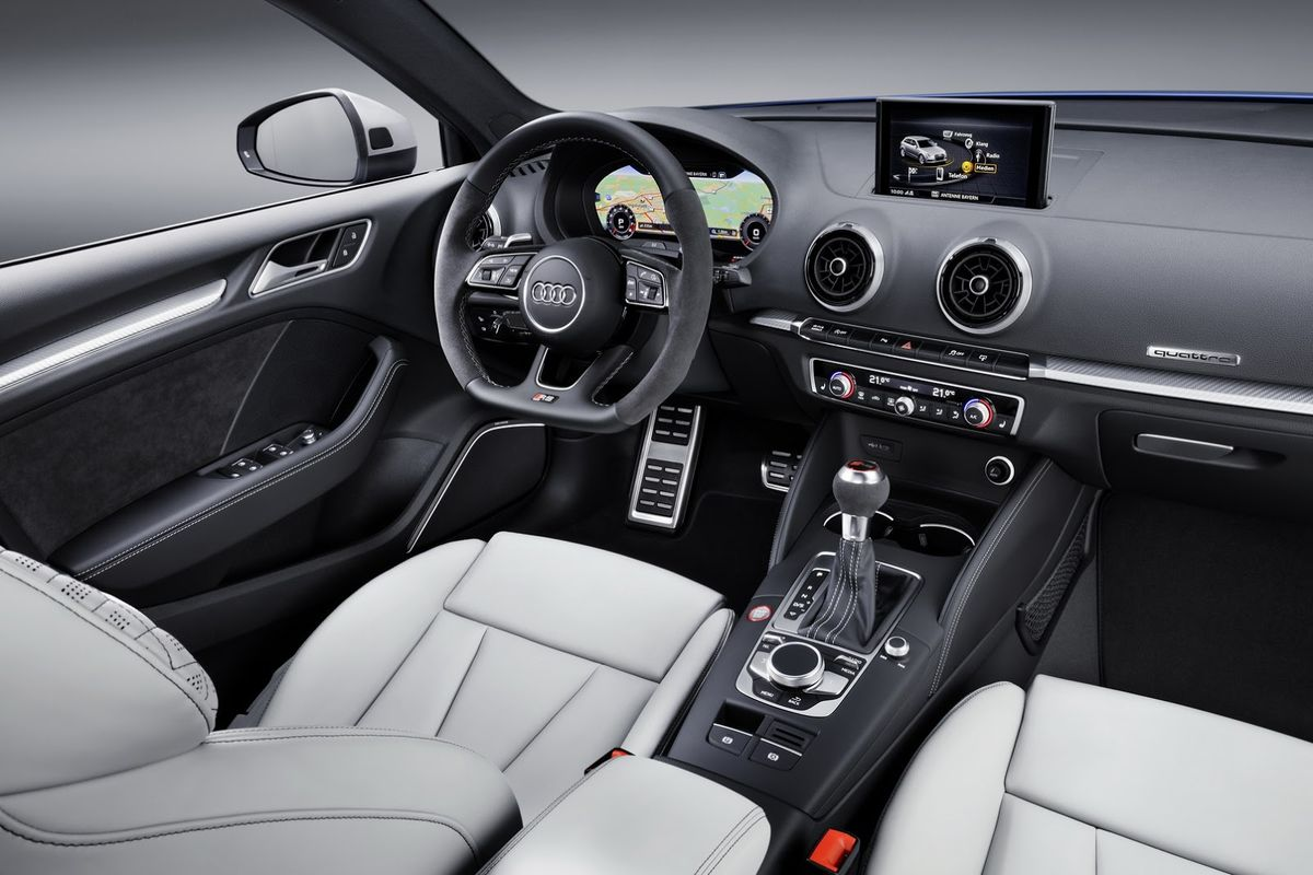 Audi Rs3 Sportback Sedan 2017 Specs Price Cars Co Za
