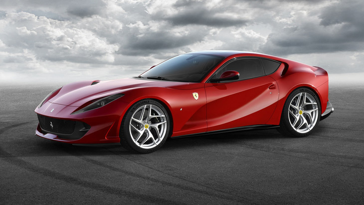 Ferrari812superfastside