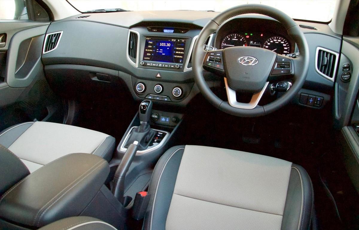 Hyundai Creta (2017) Specs & Pricing - Cars.co.za