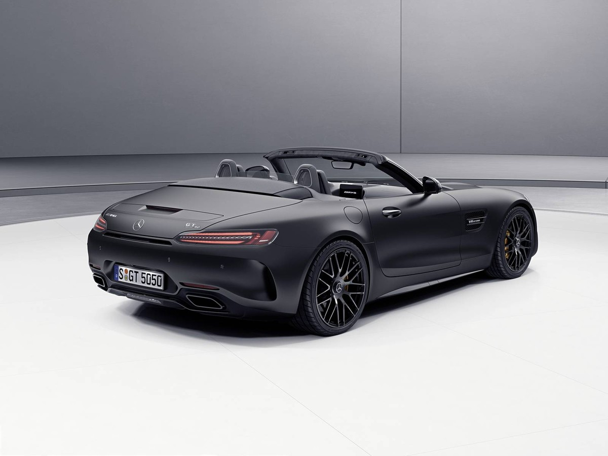 Mercedes Amg Celebrates With Limited Edition Models Cars Co Za