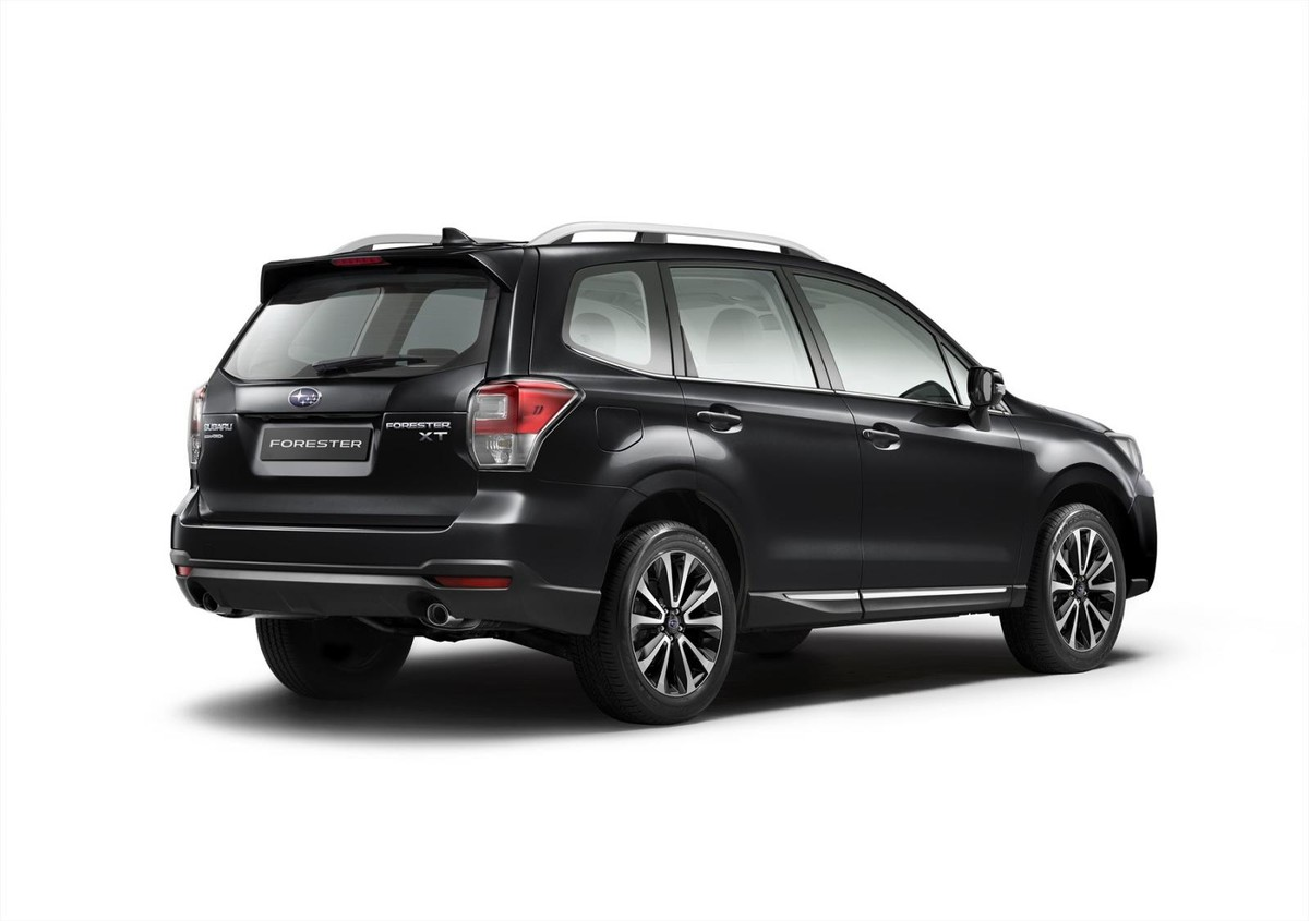 Subaru Forester 2 0 XT (2016) Review - Cars co za