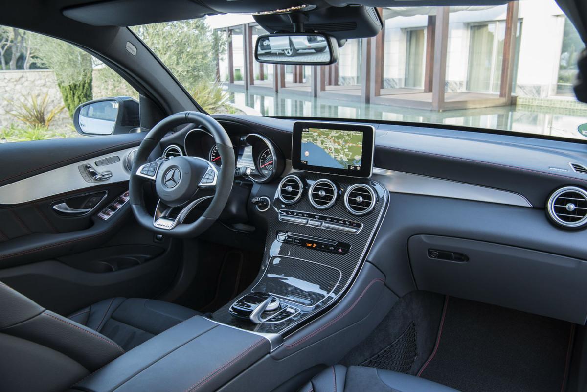 Quick Drive Mercedes Amg Glc 43 Coupe 4matic Cars Co Za