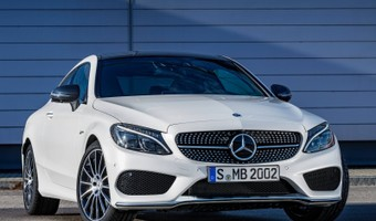 Mercedes Benz C43 AMG 4Matic Coupe 2017 1600 01