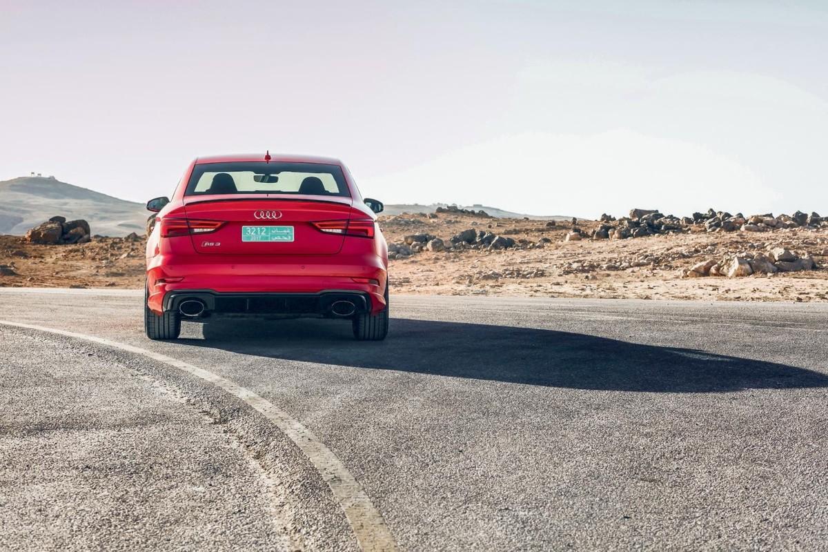 Update: Audi RS3 Sedan (2017) First Drive - Cars.co.za