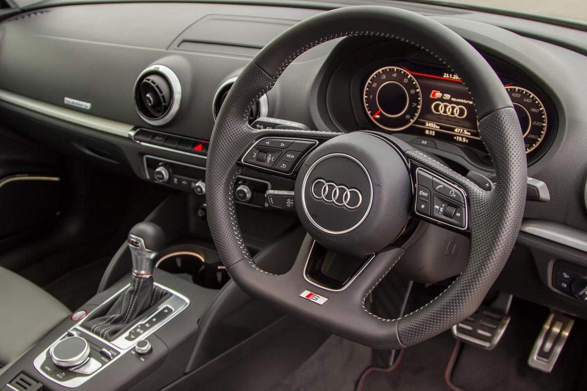 audi s3 sedan (2017) quick review - cars.co.za