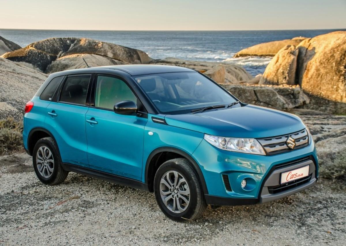 Crossover Group Test: Suzuki Vitara, Hyundai Creta & Renault