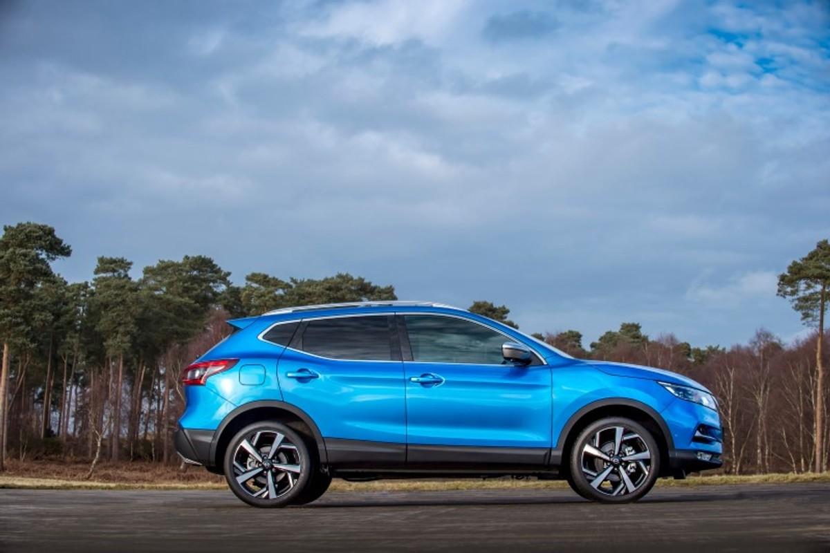 2018 Nissan Qashqai: Facelift, Changes, Autonomous Driving Tech >> Nissan Qashqai Updated Cars Co Za