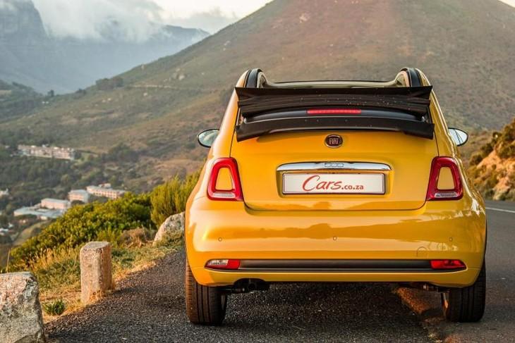 Fiat 500C 0 9 TwinAir Lounge Auto (2017) Review - Cars co za