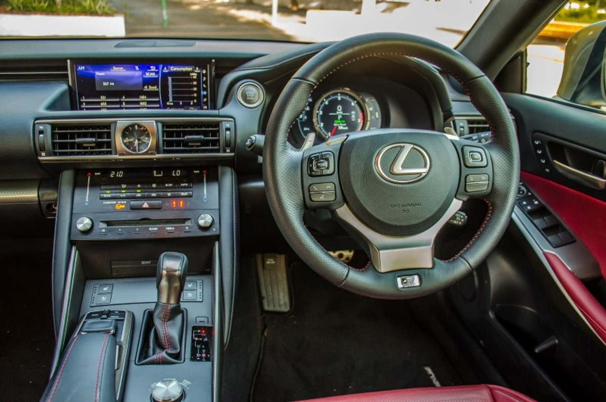 Lexus Has Updated Its IS Offering, Adding More Tech, Stylistic Upgrades And  An Increased Focus On Driving Dynamics. We Tested The Flagship 350 F Sport  ...
