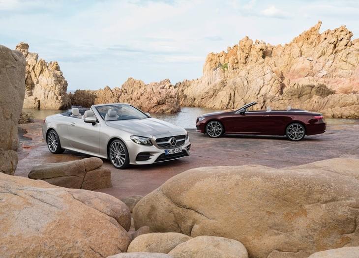Mercedes Benz E Class Cabriolet 2018 1280 3a