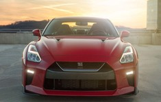 Nissan GT R Track Edition 2017 1600 0a