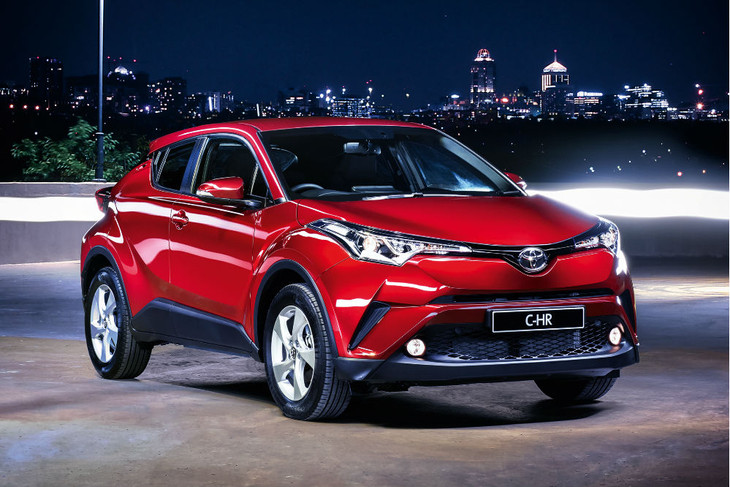 toyota c-hr (2017) specs & pricing - cars.co.za