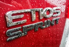 Etiossprintbadge