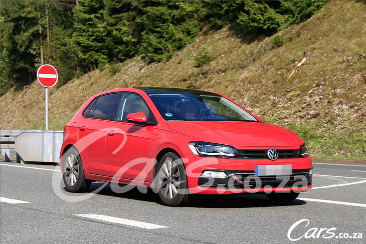 Update New Volkswagen Polo 2017 Spy Images Video