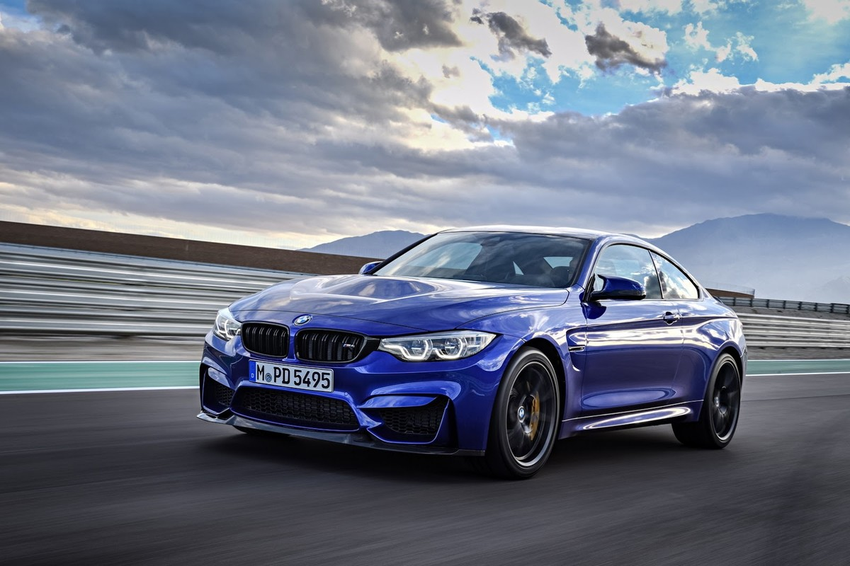 bmw m4 cs special edition heading for sa  - cars.co.za