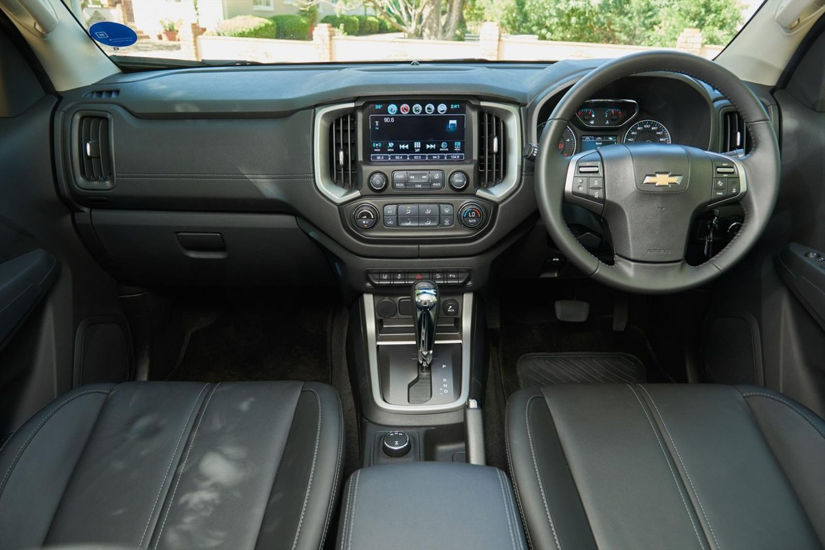 Chevrolet Trailblazer 28d Ltz 2017 Quick Review Chevy Automatic Transmission Diagram Automotive News If You Like The Look Of A Big And Brawny Suv But Dont Intend Going Off Road There Are Number Options On Market We Try Chevrolets Revised