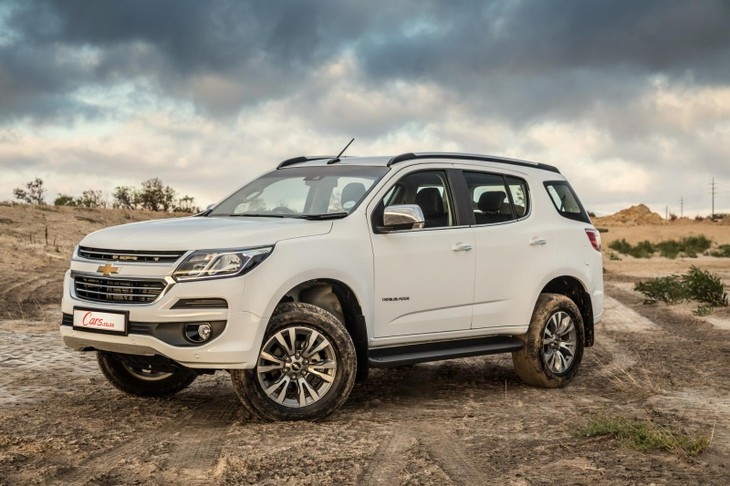 Chevrolet Trailblazer 2