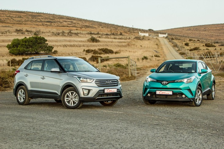 Compact Crossovers Practical Hyundai Creta Vs Stylish