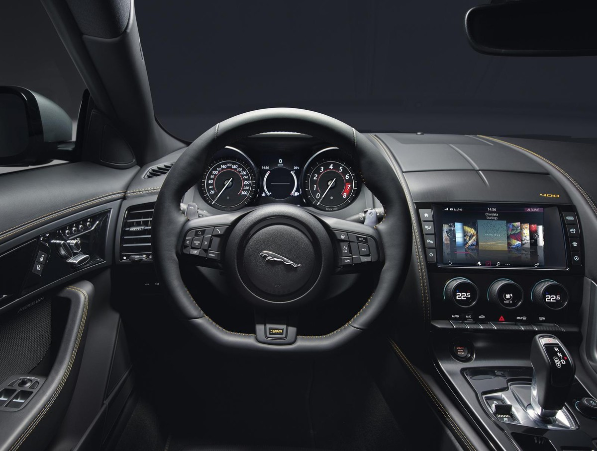 Jaguar F Type 400 Sport 2017 First Drive 3 Way Switch For We Were Given The Crack At New A Limited Model Catch Was Had To Report Knysna And Race It In This Years