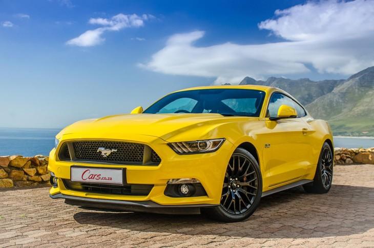 Ford Mustang Tops Global Sportscar Sales Cars Co Za