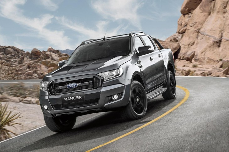 Ford Ranger Fx4 2017 A Raptor Kit With A Warranty Cars