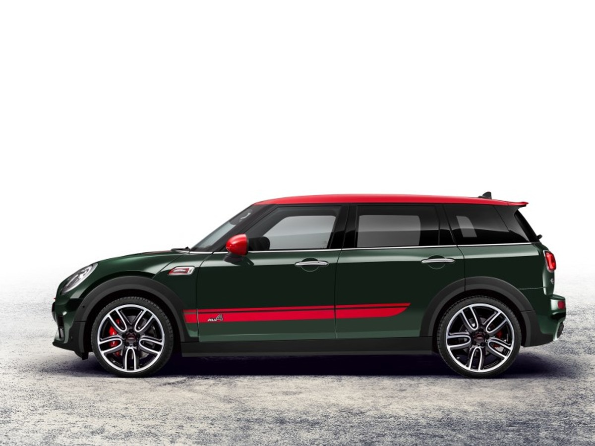 mini jcw clubman 2017 specs price. Black Bedroom Furniture Sets. Home Design Ideas