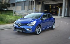 RenaultClioGTLinedrive