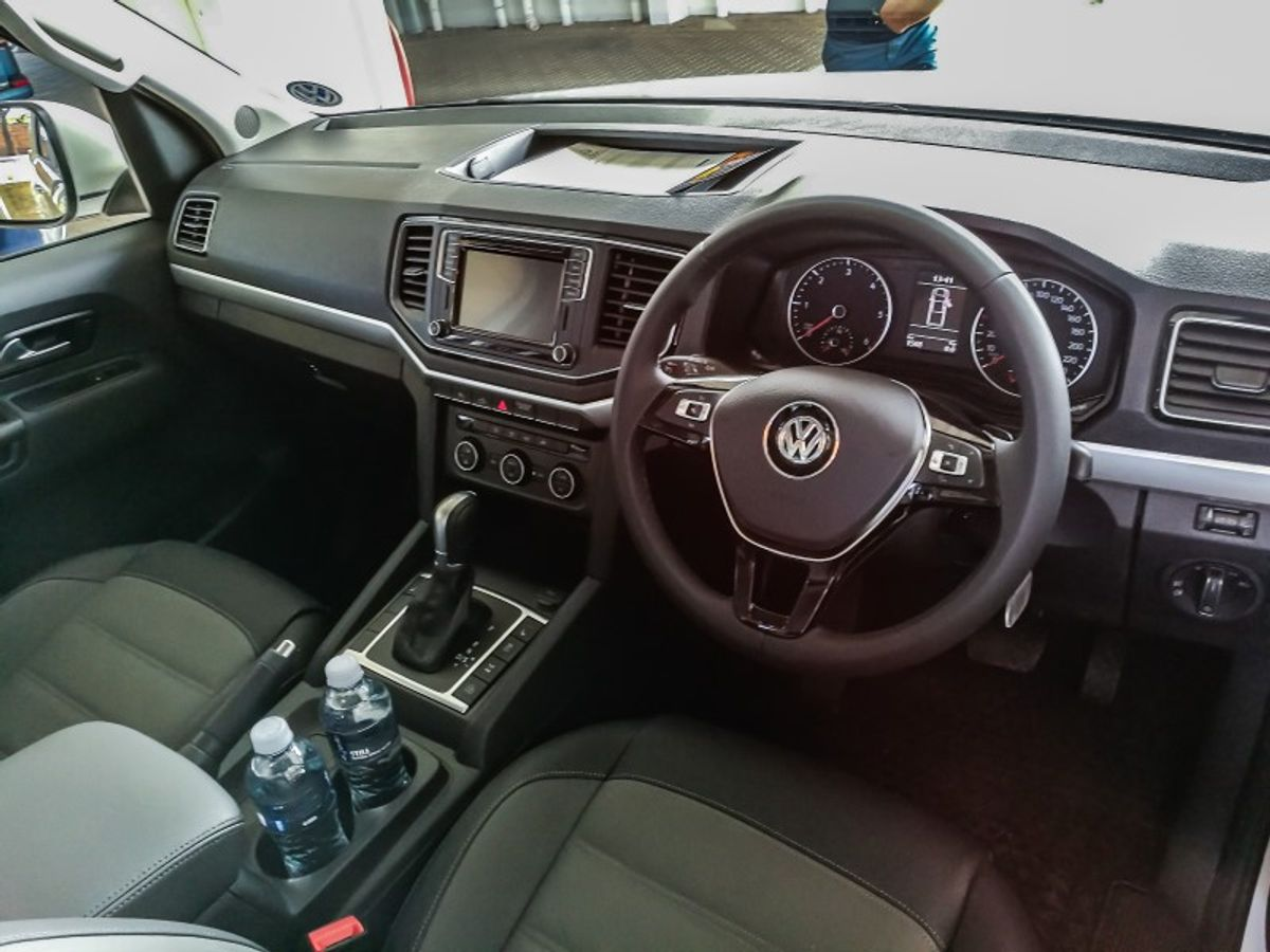 Volkswagen Amarok 3 0 V6 TDI (2017) First Drive - Cars co za