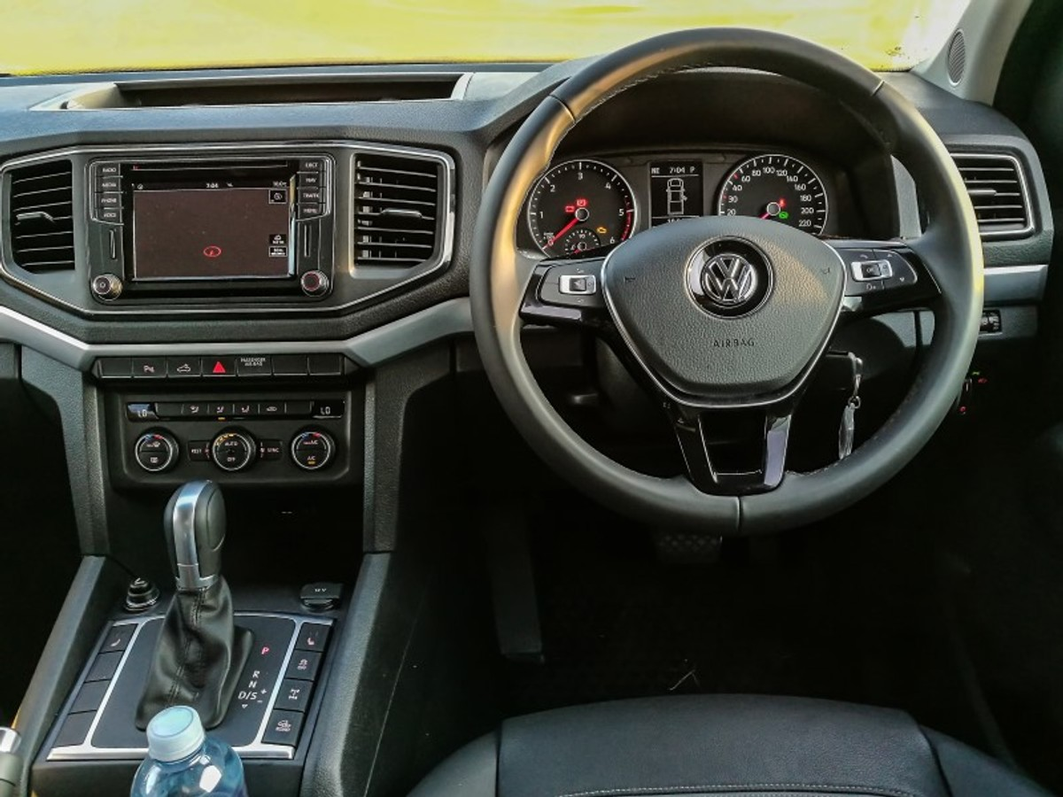 Volkswagen Amarok 3 0 V6 Tdi 2017 First Drive Cars Co Za