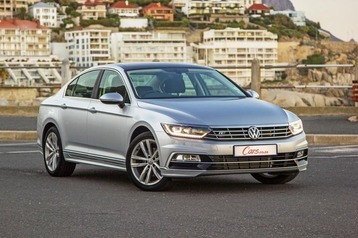 Volkswagen Passat 20 Tdi Luxury Dsg 2017 Quick Review Cars