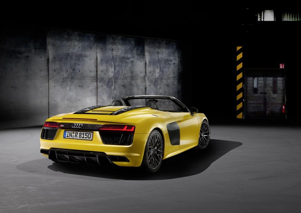 Audi R Spyder V Specs Price Carscoza - Audi r8 v10 price
