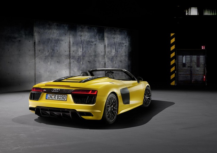 Audi R8 Spyder V10 2017 Specs Price Cars Co Za
