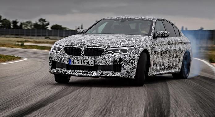 BMW M5 Predrive 072