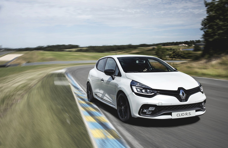 Renault Clio RS (2017) First Drive - Cars co za