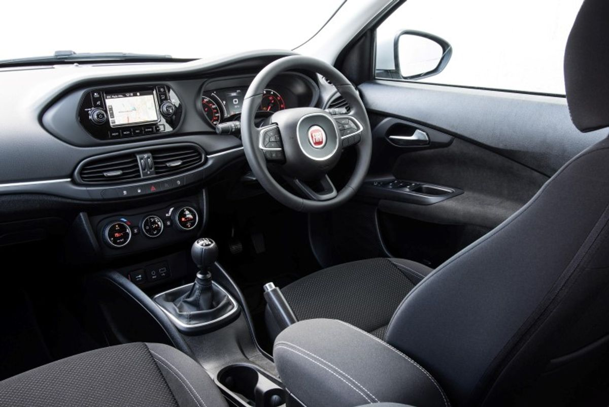 Fiat Tipo 2017 First Drive Cars Co Za