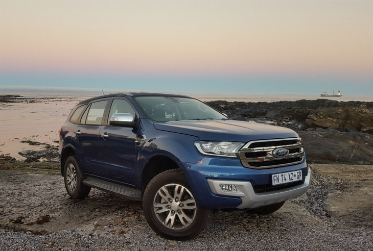 Ford Everest 2 2 Xlt Automatic 2017 Quick Review Cars Co Za